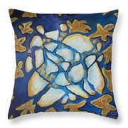 Tikkun Olam Heal The World Throw Pillow