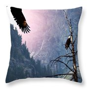 Till Death Do Us Part Throw Pillow