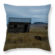 Tilt 2 Throw Pillow