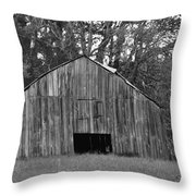 Tilting Throw Pillow