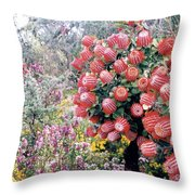 Timberland Throw Pillow
