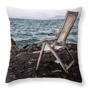 Time And Memory Throw Pillow