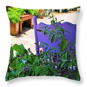 Time Can Do So Much Throw Pillow