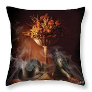 Time Capsule Throw Pillow