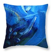Time Essence Two Throw Pillow