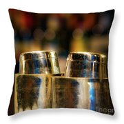 Time For A Cocktail Throw Pillow