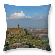 Time Has Stopped Throw Pillow