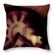 Time Ix Throw Pillow