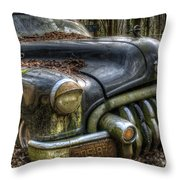 Time To Chill Out Throw Pillow