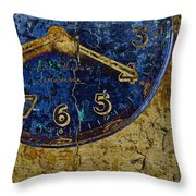 Time To See You Again Throw Pillow