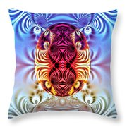 Time Vessel Throw Pillow