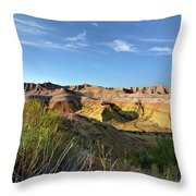 Time Washed Throw Pillow