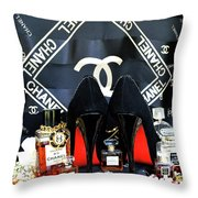 Timeless Beautiful Accessories 32 Throw Pillow