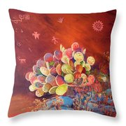 Timeless Throw Pillow by Jean Ann Curry Hess