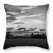 Timeless Sunsets Throw Pillow