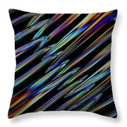 Tines Throw Pillow