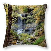 Tinker Falls Throw Pillow