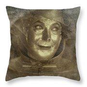 Tinman Throw Pillow