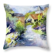 Tiny Hamlet Throw Pillow