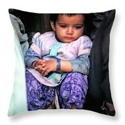 Tiny Tinkler Throw Pillow
