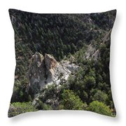 Tip Of The Iceberg  Throw Pillow