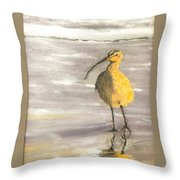 Tippy Toes  Throw Pillow