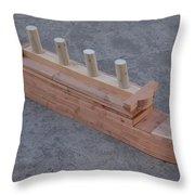 Titanic- The Beauty Throw Pillow