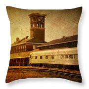 Titletown Brewing Company Throw Pillow