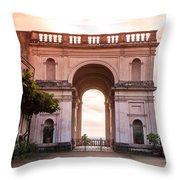 Tivoli Arch Throw Pillow