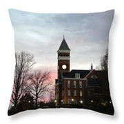 Tllman Hall Throw Pillow