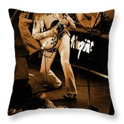 Tn#15a In Amber Throw Pillow