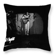 Tn#38 Throw Pillow