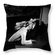 Tn#7 Throw Pillow