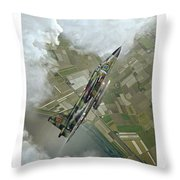 To A New Home Throw Pillow