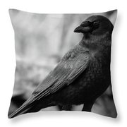 To Be Adored Throw Pillow