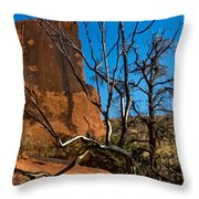 To Be Green Again Throw Pillow