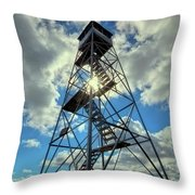 To Climb Or Not To Climb Throw Pillow