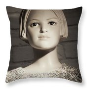 To Dance Throw Pillow