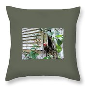 To Err Is Human Throw Pillow