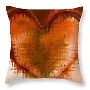 To Heart Throw Pillow