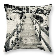 To Heaven   Throw Pillow