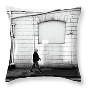 To Here To There Throw Pillow