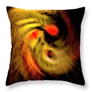 To Much To Drink Throw Pillow
