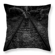 To Pace Throw Pillow