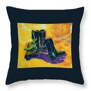 To Par Stoevler 1996 Throw Pillow