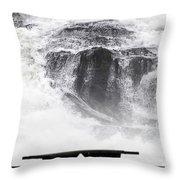 To Replenish Engergy Throw Pillow