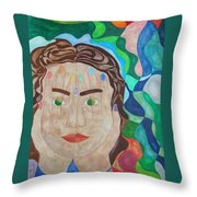 To See Or Not To See Throw Pillow