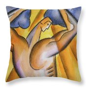 To Succeed Throw Pillow