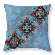 To The Crown Throw Pillow