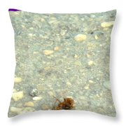 To The Edge Throw Pillow